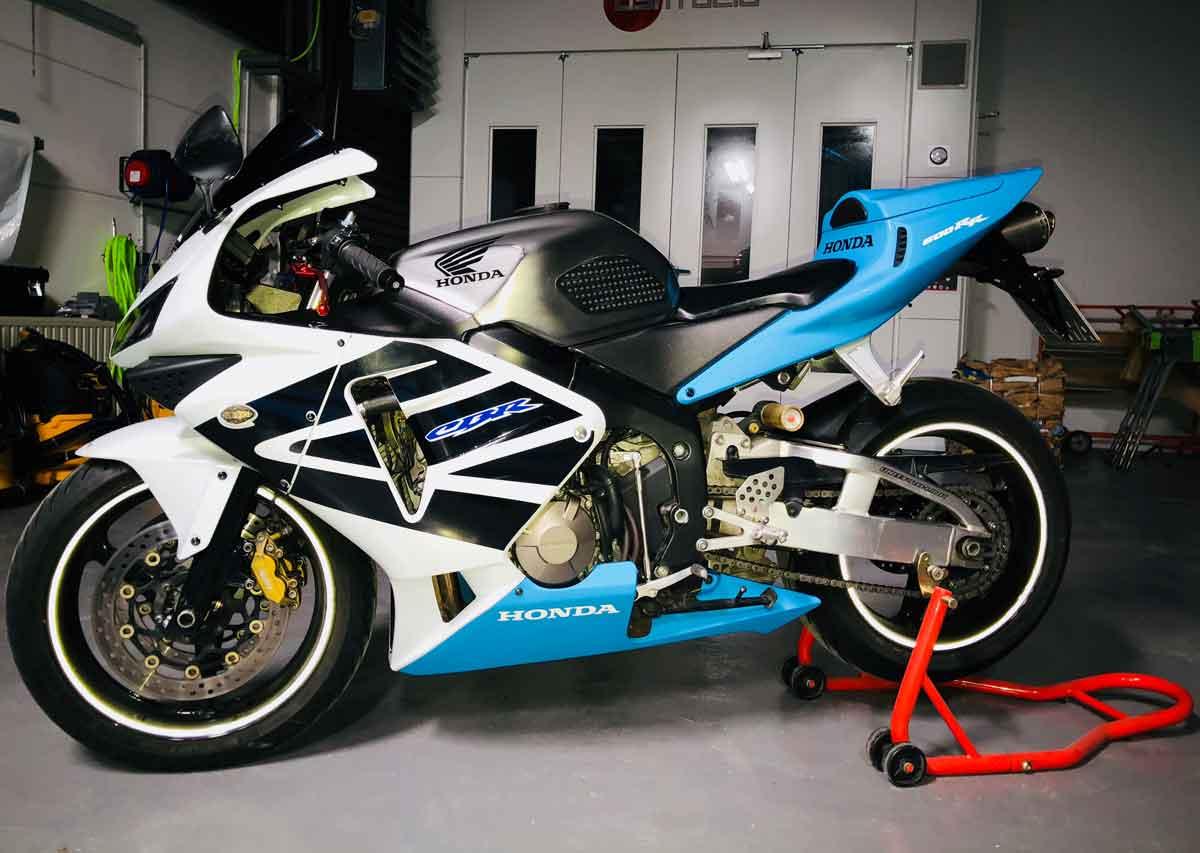 Design Lack | Motorräder | Karosserie Preißl